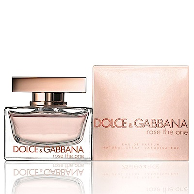 Dolce & Gabbana D&G 唯戀玫瑰女性淡香精50ml