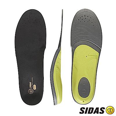 SIDAS 上班族專用鞋墊 3Feet 薄型-高足弓
