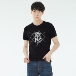 101原創 短袖T恤-Gridgame-男女適穿