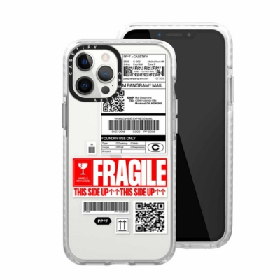 Casetify iPhone 12 Pro Max 耐衝擊保護殼-金牌快遞