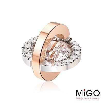 MiGO-愛的星球墜-(玫瑰)