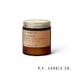 美國 P.F. Candles CO. 洛杉磯限定款 手工香氛蠟燭 99g
