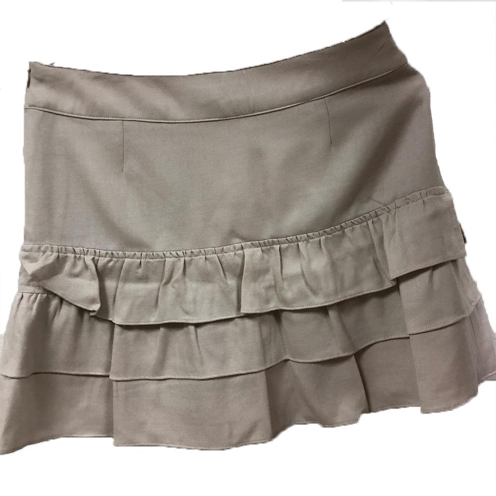 【Kinloch Anderson金安德森女裝】下荷葉蛋糕短裙 @ Y!購物