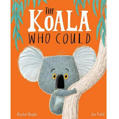 The Koala Who Could 無尾熊凱文的嘗試平裝繪本