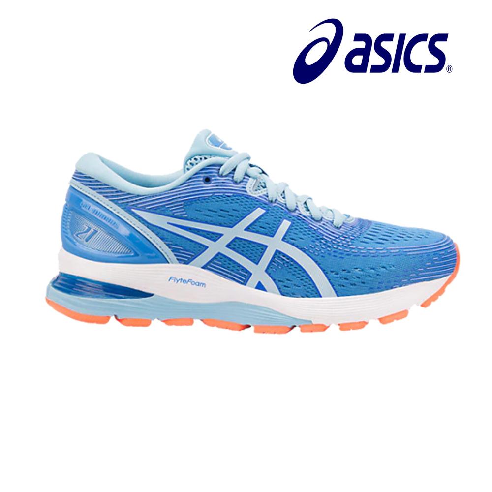 Asics 亞瑟士 GEL-NIMBUS 21 (D) 寬楦 女慢跑鞋 @ Y!購物
