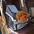 寵物貴族 高質感汽車安全樂趣籃/寵物汽車安全座椅/寵物外出包/寵物行李包/行動寵物窩