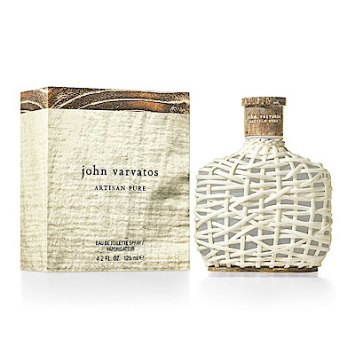 *John Varvatos 工匠純淨男性淡香水125ml