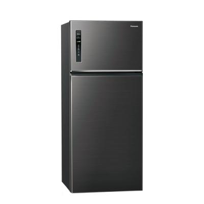 Panasonic國際牌650L雙門變頻冰箱 NR-B659TV-A星耀黑