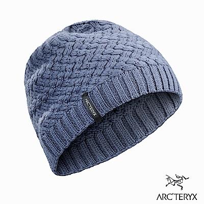 Arcteryx Waffle 保暖編織毛帽 夜影灰