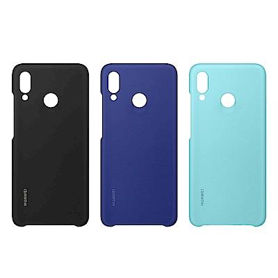 HUAWEI華為 原廠 Nova 3 PC純色保護殼 (台灣公司貨-盒裝)