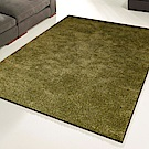 范登伯格 - 璀璨四季 仿羊毛地毯 - 綠 (200 x 290cm)