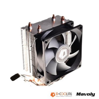 ID-COOLING 液壓HD軸承 SE-802 散熱風扇(適合小型機箱)