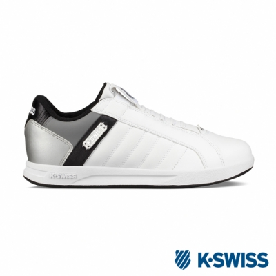 K-SWISS Lundahl Slip-On S CMF運動鞋-男-白/黑