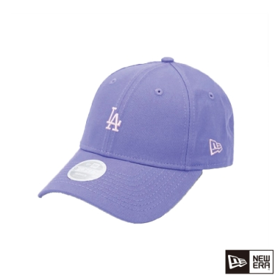 NEW ERA 女 9FORTY 940 MINI LOGO 道奇 紫羅蘭