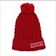 Agnes b. - Sport b. 編織毛帽(女)(紅) product thumbnail 1