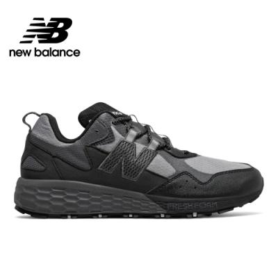 New Balance越野跑鞋_男_黑_MTCRGLK2-2E