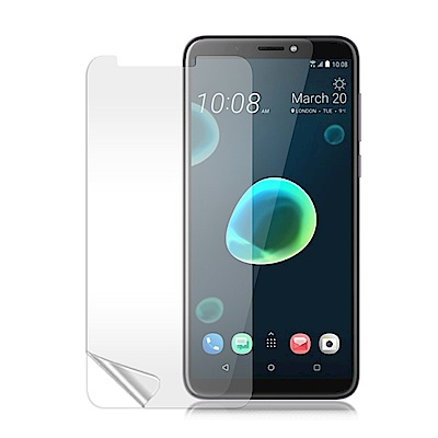 Monia HTC Desire 12+/12 Plus 高透光亮面耐磨保護貼