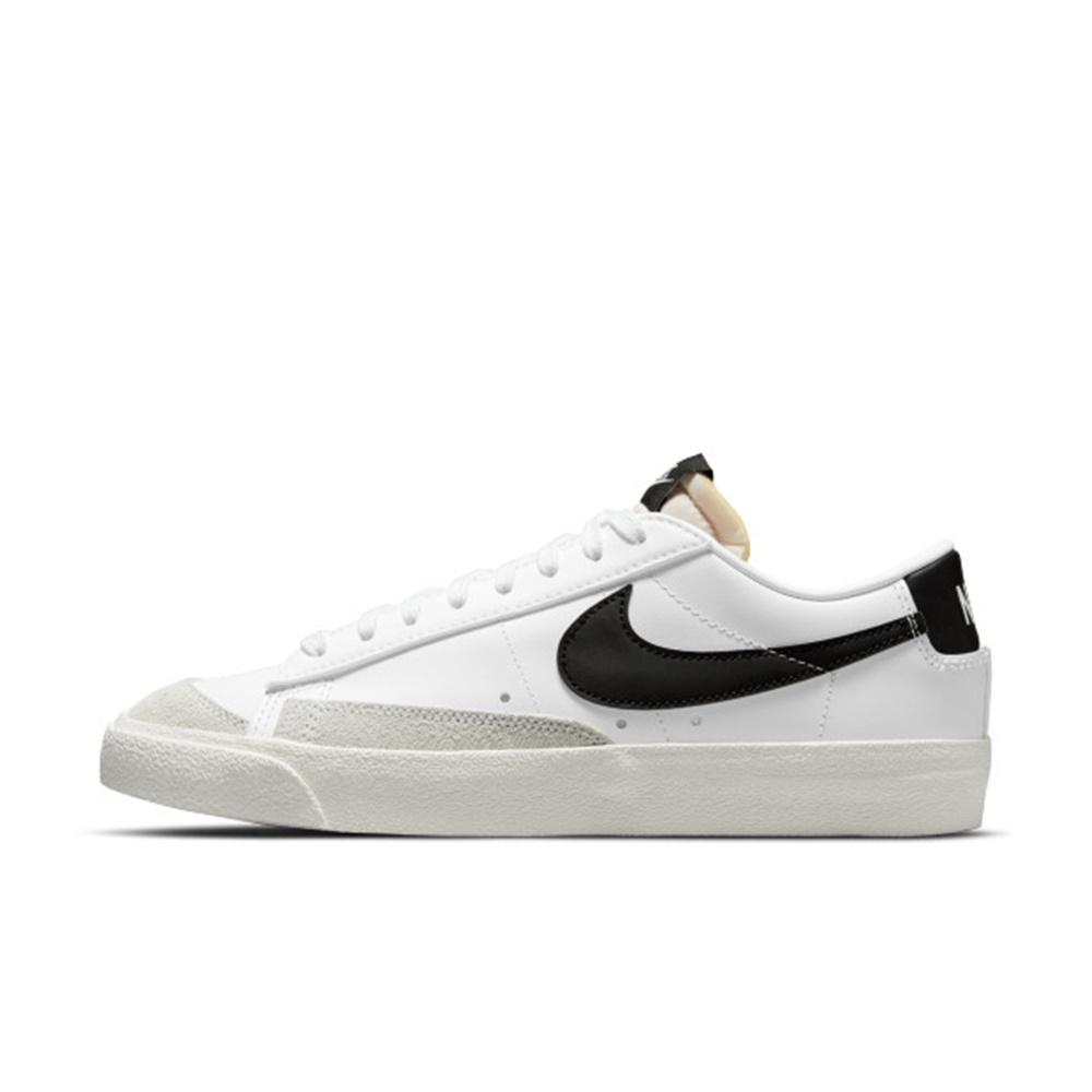 Nike BLAZER LOW 77 女休閒鞋-白-DC4769102
