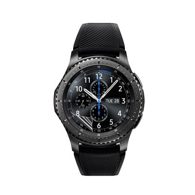o-one小螢膜 三星Samsung Gear S3 手錶保護貼兩入組 犀牛皮防護膜 抗衝擊自動修復