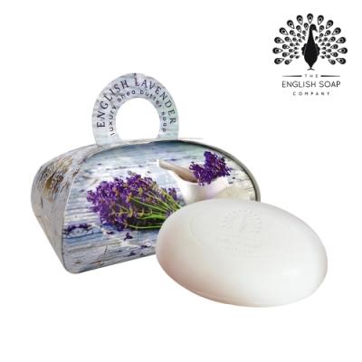 The English Soap Company 乳木果油植萃香氛皂-英國薰衣草 English Lavender 260g