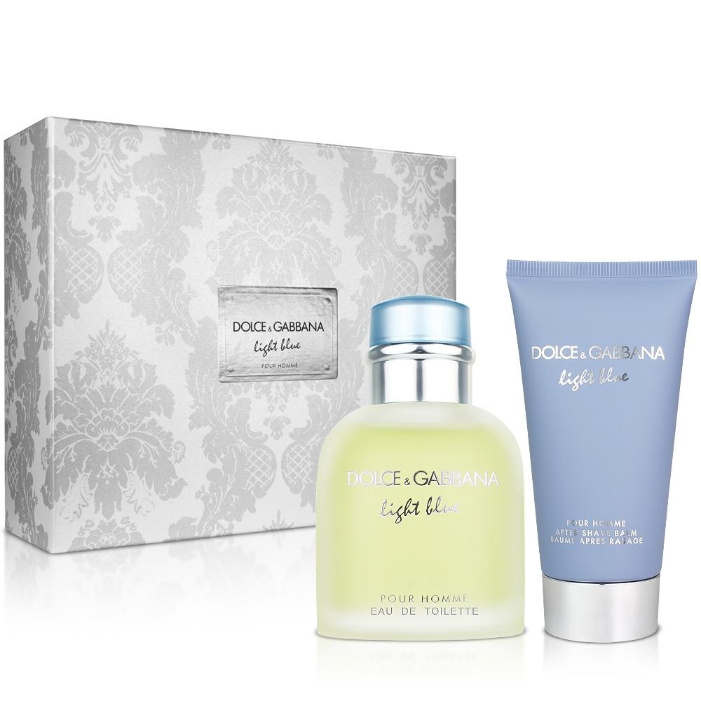 D&G Light Blue 淺藍男性淡香水禮盒