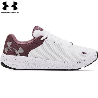 【UNDER ARMOUR】UA 女 Charged Pursuit2BL慢跑鞋 (3025244-101)