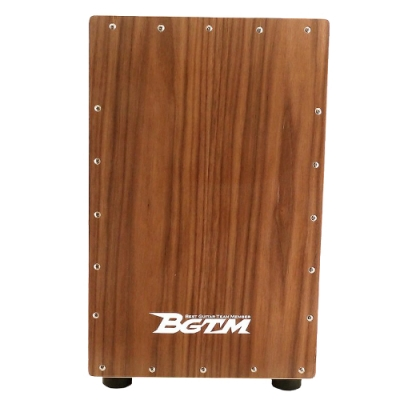 BGTM 嚴選BC-130HIC木箱鼓~頂級胡桃木打擊面板(附背套)