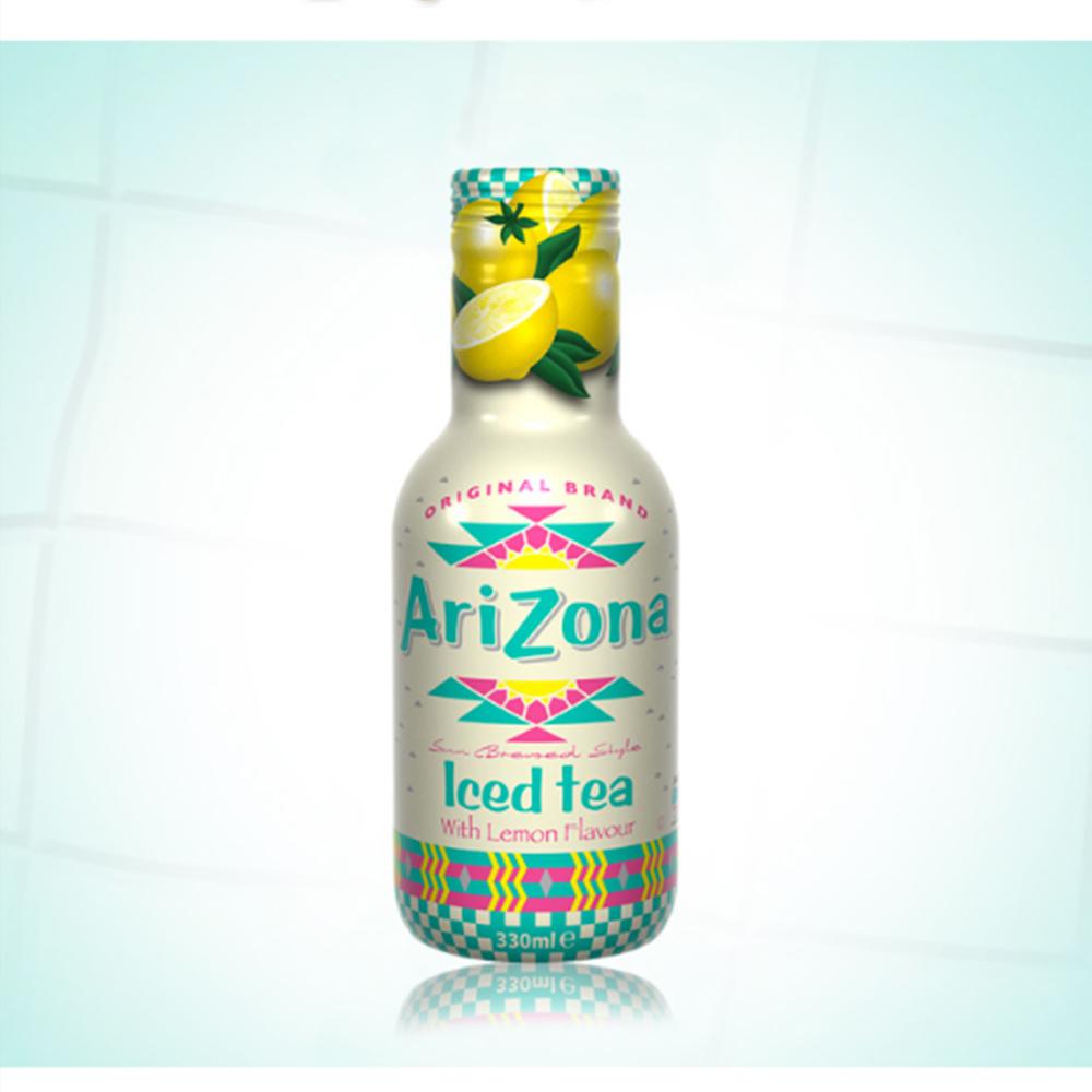 Arizona 檸檬冰茶(500ml)
