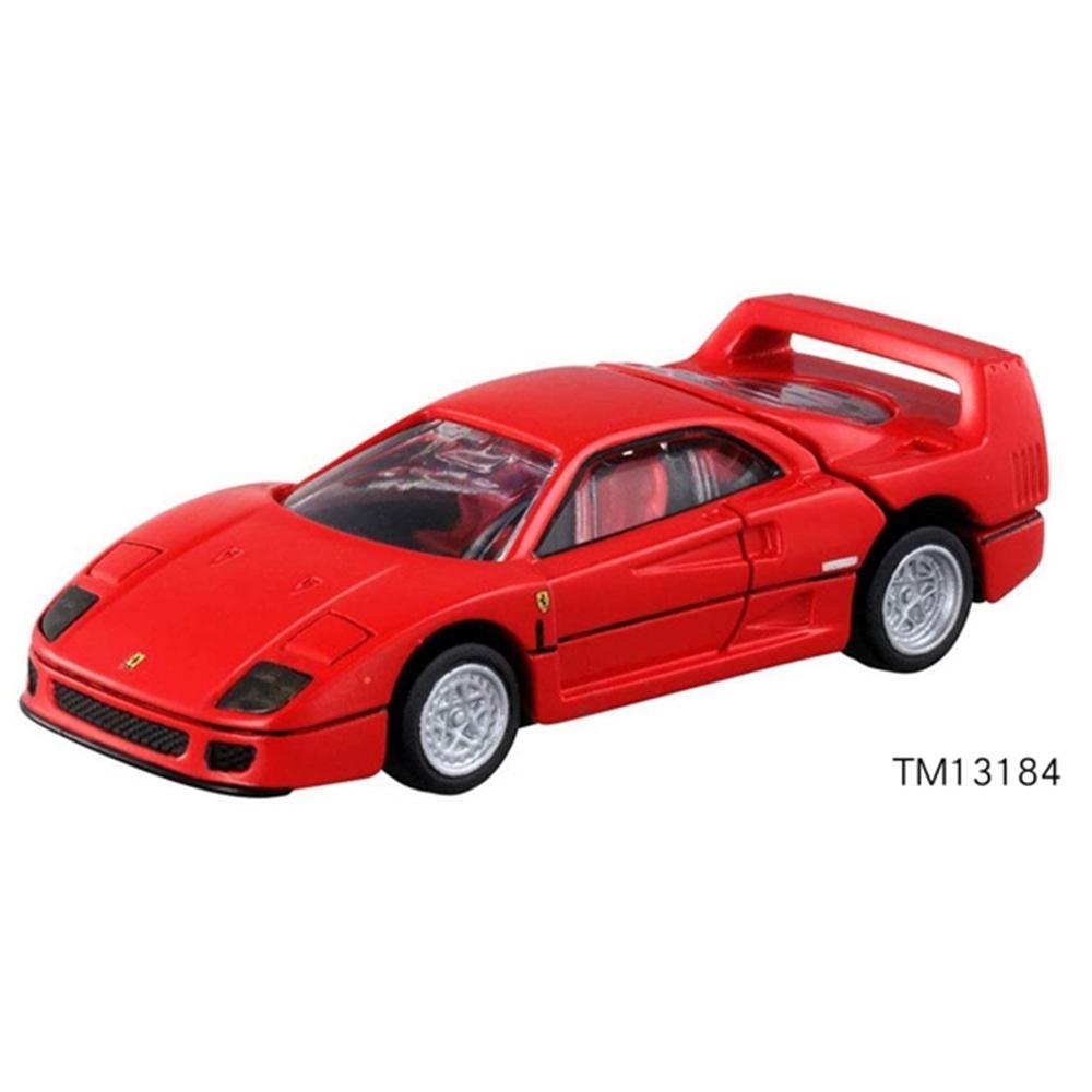 任選TOMICA PPREMIUM 31 法拉利F40_TM13184 紅 多美小汽車