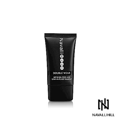 Navalli Hill 超完美輕盈持久粉底液-陶瓷白(35ml)【效期至2020/05】
