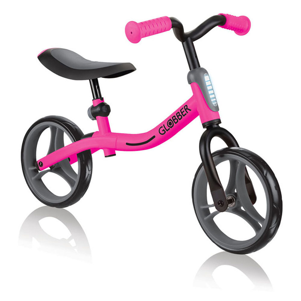 Globber 哥輪步 Go-Bike 平衡車-粉紅