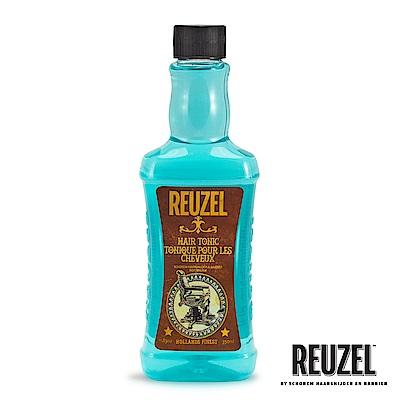 (盒損品)REUZEL Hair Tonic保濕強韌打底順髮水350ml
