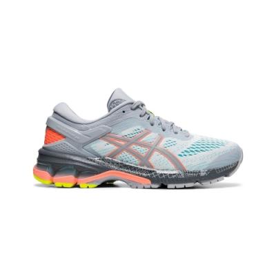ASICS GEL-KAYANO 26 LITE SHOW 2.0 女鞋 灰