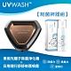 UVWASH 車用mini光離子除菌淨化機-白色 UVC-M001-W+舒舒抗菌修護噴霧 product thumbnail 2