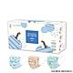 【匠心×海景世界】海生館三層平面醫用口罩-L尺寸(成人)-18入/盒 product thumbnail 1