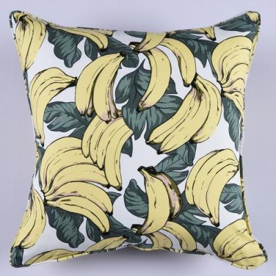 香蕉抱枕 45cmx45cm 1顆(含枕心)