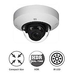DYNACOLOR H.265 四百萬畫素HDR半球型紅外線網路攝影機(2.8mm)