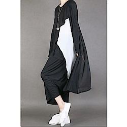 中長版寬鬆顯瘦開衫雪紡防曬衫-設計所在 MP1605