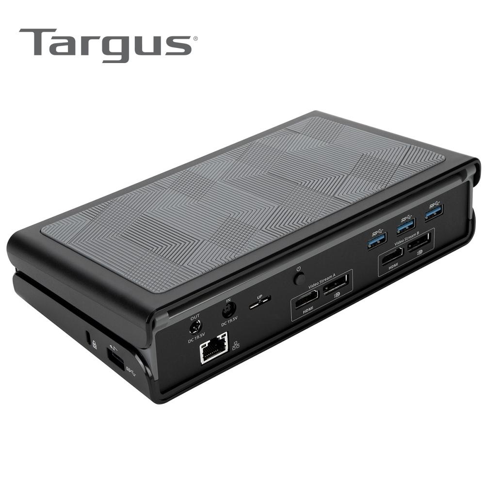 Targus USB3.0 DV4K 多功能擴充埠-DOCK177