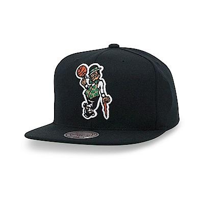 M&N NBA 平板帽 塞爾提克