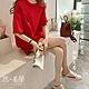 悠美學-日系簡約甜美溫柔純色造型套裝-3色(M-2XL) product thumbnail 1