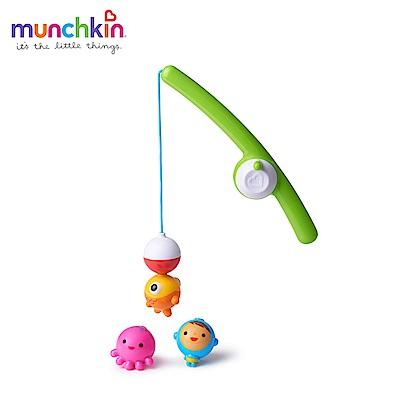 munchkin滿趣健-釣魚洗澡玩具