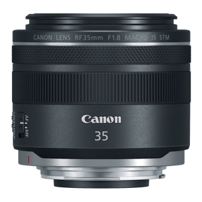 CANON RF 35mm F1.8 MACRO IS STM 微距鏡頭 (公司貨)