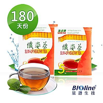 即期品 星譜生技 沛立康纖姿茶 180天暢快組(36包/袋x 5)-效期2020/05/30