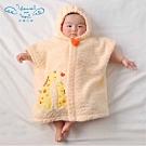 【妖精之森】純棉嬰兒斗篷披風披肩外套