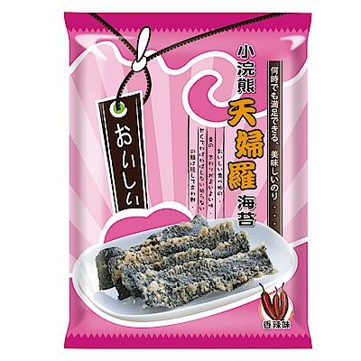 (活動)小浣熊 天婦羅海苔 香辣味(40g)
