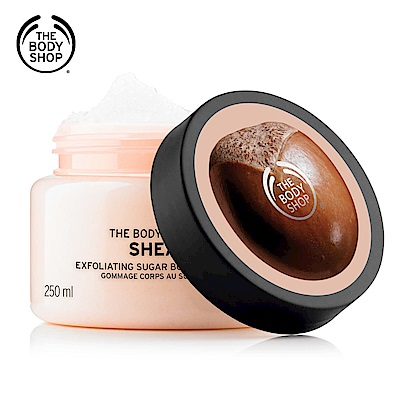 The Body Shop 乳油木果修護沐浴果醬250ML