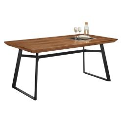 Boden-帕洛6尺工業風餐桌/長桌/工