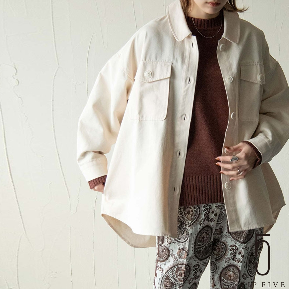 日牌Chillfar 工裝風CPO綁帶夾克外套 斜紋織/燈芯絨 8色