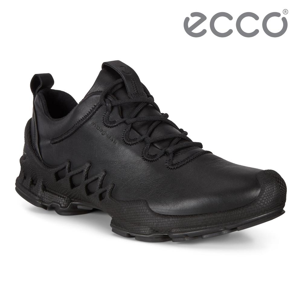 ECCO BIOM AEX W 健步探索戶外防水運動鞋 女鞋 黑色
